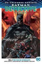BATMAN - DETECTIVE COMICS VOL #2 THE VICTIM SYNDICATE TPB Rebirth DC Comics TP
