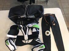 Reebok Senior 16k Hockey shoulder pads and elbow pads, *FREE* tape,bag & jock