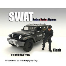 "American Diorama: Swat Team ""Flash"" 1/18 Scale"