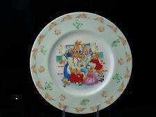 Royal Doulton England Bunnykins Storytime Salad Plate