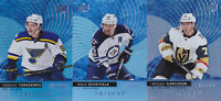 17-18 Trilogy Mark Scheifele /999 Radiant Blue Winnipeg Jets 2017
