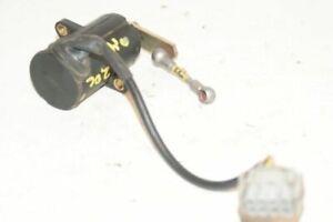 Opel Vectra B 1998 Accelerator pedal position sensor 1237766 SOV11022