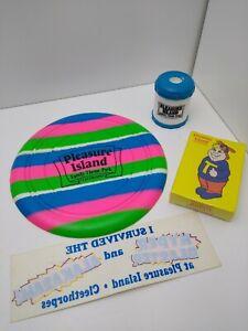 Pleasure Island Cleethorpes souvenirs collectables closed UK theme park