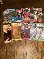 Easy-Play Speed Music Song Books Lot Of 9 Organs Piano Guitar Vintage 1972-7 Exc