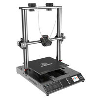 Large 3D Printer GeeetechA30M Dual Extruder Mix-color Printing 320*320*420mm³