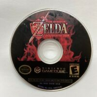 The Legend of Zelda: Ocarina of Time GameCube (Disc only) TESTED & WORKS