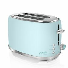 Swan Fearne 800W 2 Slice Peacock Coloured Toaster ST20010PKN