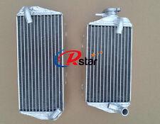 R&L Aluminum Radiator for Suzuki RMZ450 RMZ 450 2008-2014 09 2010 2011 2012 2013