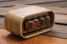 Nixie Tube Clock / Nixie Clock / Vintage / Retro / Table Clock