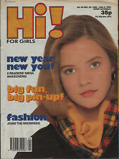 Hi! Magazine 29 December 1989    Big Fun    Yahoo Serious    Keifer Sutherland