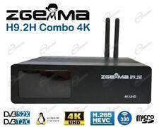 Zgemma H9.2H Decoder 4K UHD Combo S2X/T2 più IPTV zgemma h9-2h
