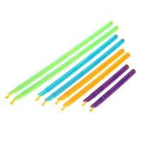 8pcs Verschlussclip Tütenclip Verschlußklammern Frischhalteclips wie Dichtleiste