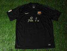 BARCELONA BARCA SPAIN 2011/2012 FOOTBALL SOCCER SHIRT JERSEY AWAY NIKE ORIGINAL