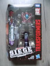 Transformers War for Cybertron Trilogy Siege Skytread Deluxe Class