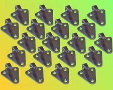 20 x Dreiloch Planenhaken verzinkt - Dreilochhaken Netz Haken Anhänger