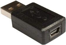 Adaptateur Convertisseur Mini USB Femelle vers USB Male Type A