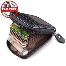 Specious Blocking Splendid Wallet Credit Card Holder Genuine Leather Handbag
