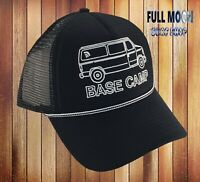 New The North Face Van Base Camp Mens Snapback Trucker Cap Hat