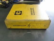 Caterpillar CAT 225 Excavator Service Manual  51U