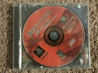 Warzone 2100 - PS1 - DISC ONLY - Tested - Game Only - Sony PlayStation 1