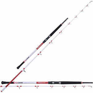 Excellent Shakespeare Omni Uptide Sea Boat Rod -9ft 6in 2pc 6-10oz Cod Tope