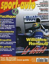 SPORT AUTO n°388 MAI 1994 PORSCHE 911 SUPERCUP DE TOMASO GUARA