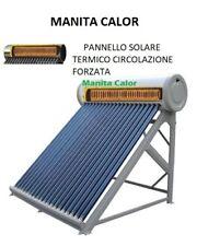 Pannello Solare Termico inox 18/10 Pressurizzato 300 Lt con scambiatore interno