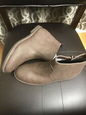 NEW Tommy Hilfiger Size 5 BG Brown Girls Short Fall Boots Shoes