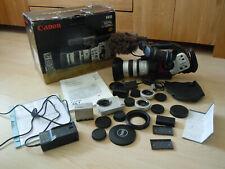 CANON CAMCORDER XL1 3CCD DIGITAL VIDEO CAMCORDER