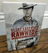 Rawhide: Complete Series (DVD, 59-Disc Set, Season 1-8) Clint Eastwood *SEALED*