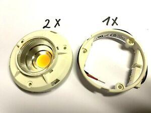 2 x Helieon, 180081-2230, MOLEX, 3000K, 710lm, Warm-Weiss, 1 Sockel 180080-0000
