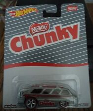 HOT WHEELS CUSTOM CHEVY GREENBRIER WAGON NESTLE CHUNKY REAL RIDERS