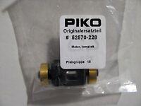 Piko 52570-228 Ersatzteil Motor komplett für BR 118, BR118 GFK Spur H0 NEUWARE