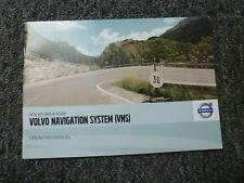 2011 Volvo S60 Sedan & XC60 SUV Navigation System Owner Owner's Manual