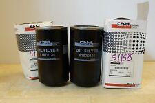 2 NEW CNH NEW HOLLAND CASE IH OEM OIL FILTER 81879134