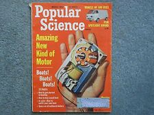1963 POPULAR SCIENCE MARCH  VOL. 182 NO. 3  NEW KIND OF MOTOR – BOATS – SON OF C