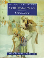 A Christmas Carol by Charles Dickens (Audio cassette, 1995)