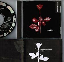 DEPECHE MODE Violator JAPAN CD w/Booklet+PS ALFA ALCB-35 1CD edition NO OBI 1MTO