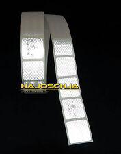 Réflecteur Film Blanc 3m ™ Diamond grade ™ 997 contour marqueur réflecteur