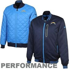 San Diego Chargers NFL Nike Destroyer Reversible Jacket NWT Bolts Football new
