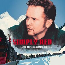 SIMPLY RED Love and the russian winter CD New