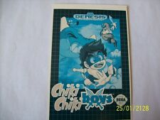 CHIKI CHIKI BOVS Genesis Vidpro Card