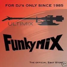 Welcome to Funkymix CD starter kit - DJ remixes 10 cds