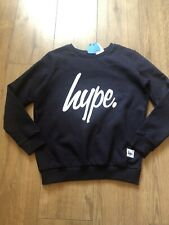 Boys Just Hype Navy Blue Jumper / Sweater Age 11-12 Years BNWT New