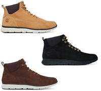 SCARPE TIMBERLAND KILLINGTON CHUKKA Uomo pelle shoes SENSORFLEX light sneaker