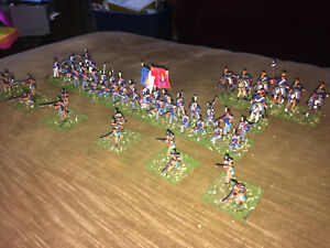 52 Painted 1/72 - First Carlist War - Portugal Infantry Cavalry Artillery !!
