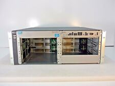 Hp ProCurve J8697A 5406zl Chassis with 2x J9306A PoE+ Power Supplies