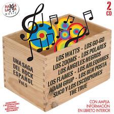 UNA SAGA DEL ROCK ESPAÑOL Vol.5-2CD