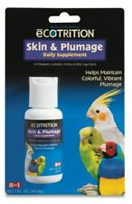 eCotrition Skin & Plumage Supplement for Birds 1 oz.
