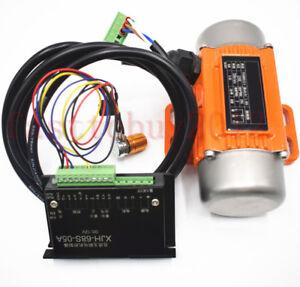 60W 7200rpm DC 12V Brushless Vibration Vibrator Motor + Drive Controller